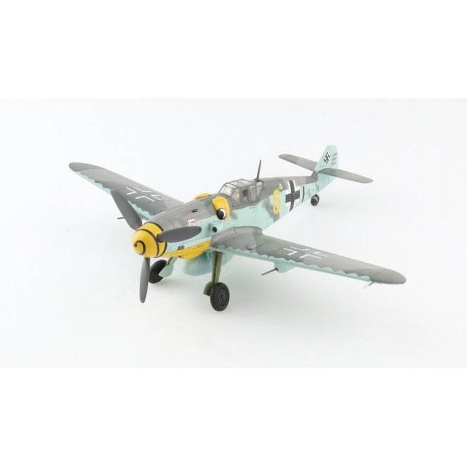 "Hobby Master 1:48 BF 109G-6 ""Yellow 6"", Ofw. Alfred Surau, 9./JG 3, Germany, Sept 1943"