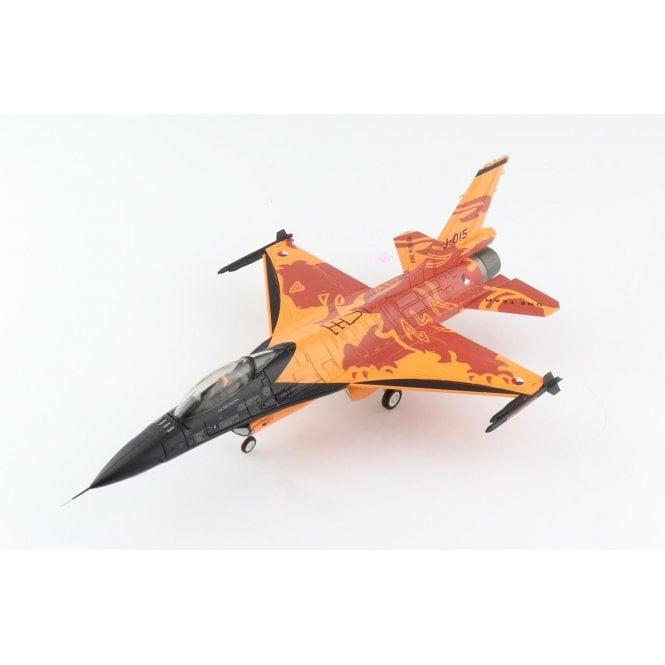 "Hobby Master 1:72 F-16AM ""Orange Lion"" J-015, RNLAF, ""Solo Display 2009-2013"""