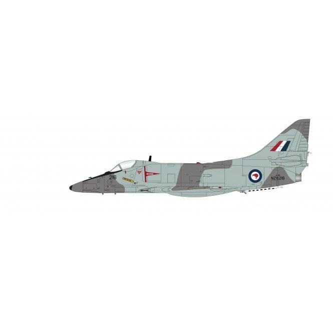 Hobby Master 1:72 A-4G Skyhawk 216/NZ 6216, RNZAF, July 1984