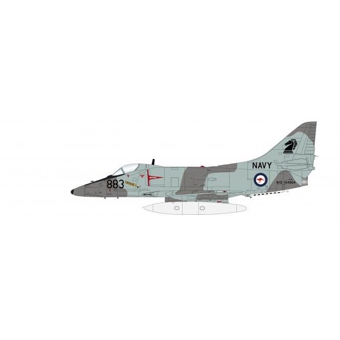 Hobby Master 1:72 A-4G Skyhawk 883/N-13 154904, VF-805, HMAS Melbourne, 1980