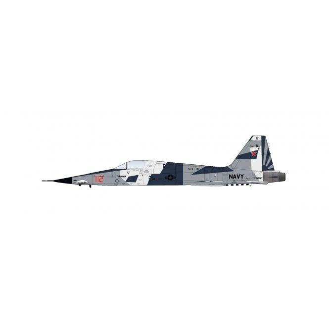 Hobby Master 1:72 F-5N Tiger II 761557, VFC-111 Sundowners, US Navy, Nov 2020