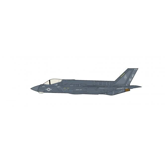 Hobby Master 1:72 F-35C Lightning 169601, VMFA-314, US Marines, June 2019