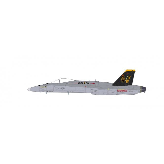 Hobby Master 1:72 F/A-18A Hornet 162442, VMFA-314, US Marines, June 2019