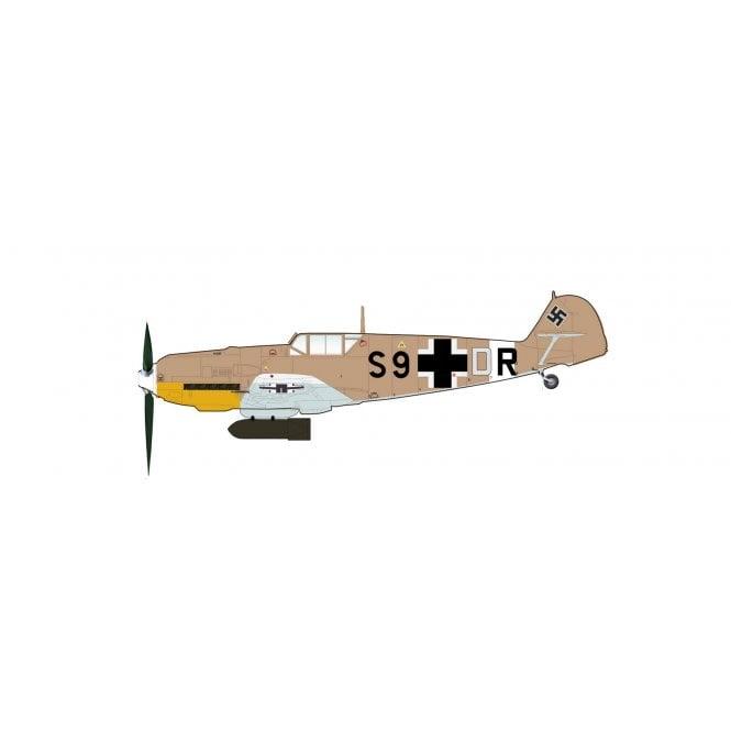 Hobby Master 1:48 Messerschmitt BF 109E-7 'Jabo' 7./ZG1. Ribia, 1942
