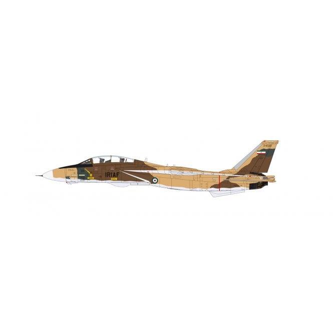 Hobby Master 1:72 F-14A Tomcat 3-6020, 82nd TFS, IRIAF, Khatami AB, Iran, 1987
