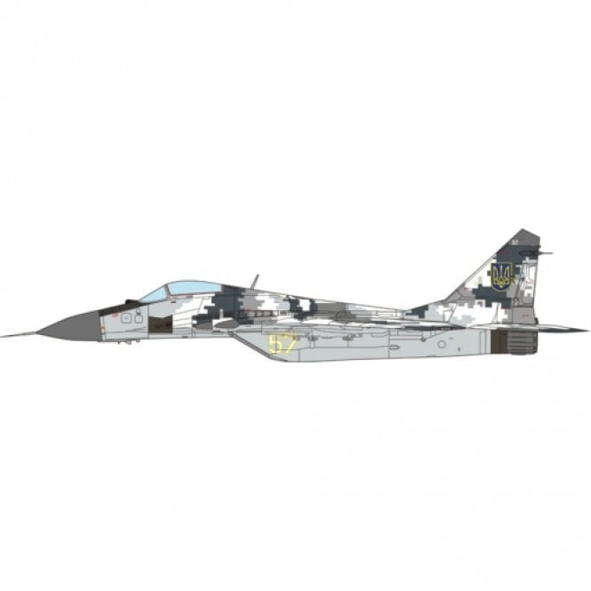 JC Wings 1:72 MiG-29 MU1 Fulcrum Ukranian Air Force, 2014