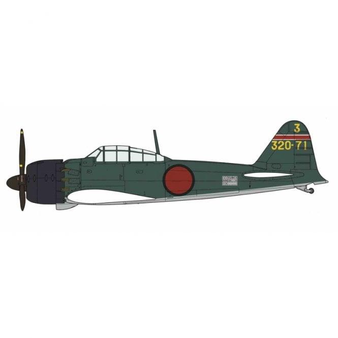 Hasegawa 1:32 Mitsubishi A6M5A Zero Fighter Type 52 Koh Junyo Aircraft Model Kit