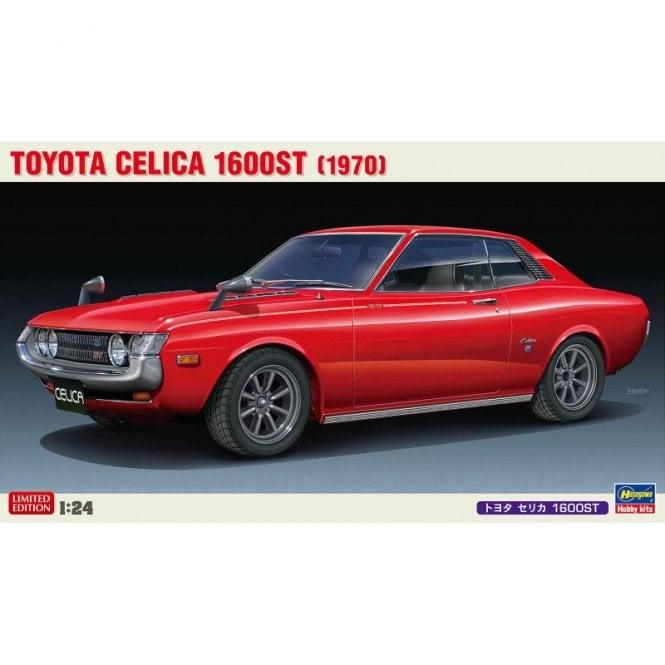 Hasegawa 1:24 1970 Toyota Celica 1600ST Car Model Kit