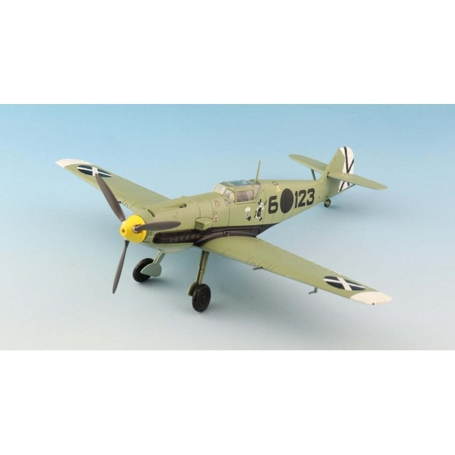 Hobby Master 1:48 BF 109E-3 ' Spanish Civil War ' Oblt. Hans Schmoller-Haldy, 3.J/88, March 1939