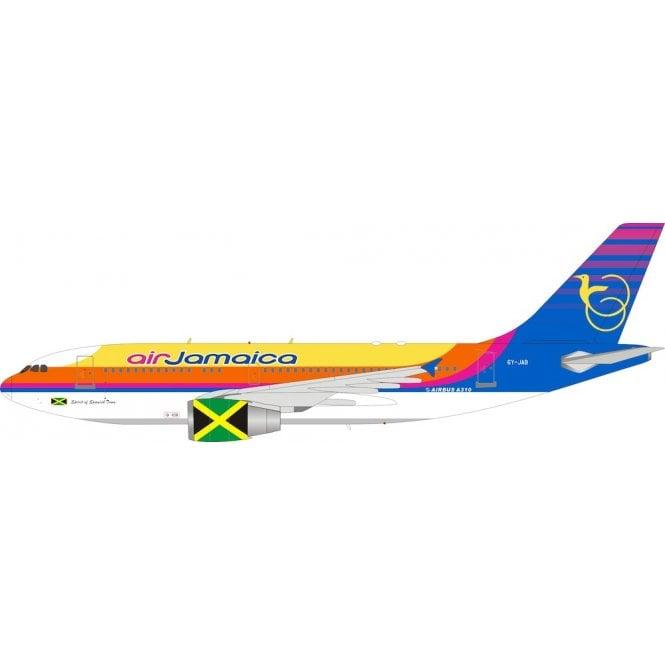 InFlight 200 Airbus A310-300 Air Jamaica Reg - 6Y-JAB - 1:200 Scale