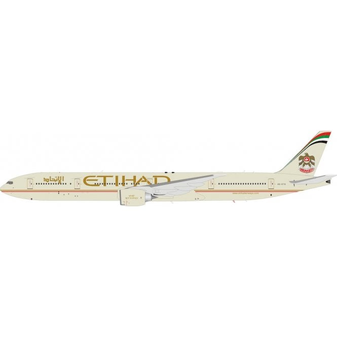 InFlight 200 Boeing 777-300ER Etihad Airways Reg - A6-ETA - 1:200 Scale