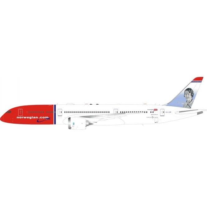InFlight 200 Boeing 787-9 Dreamliner Norwegian Air Shuttle Reg - LN-LNP - 1:200 Scale