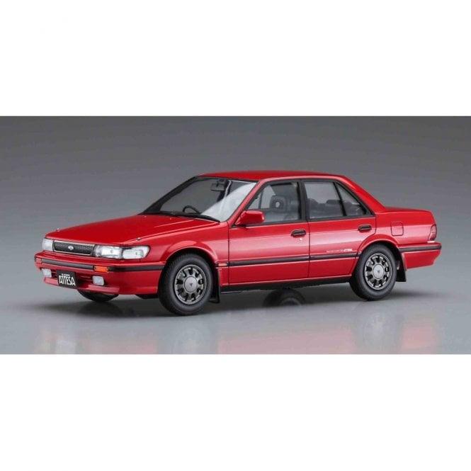Hasegawa 1:24 Nissan Bluebird 4 Door Sedan Attesa Limited Car Model Kit