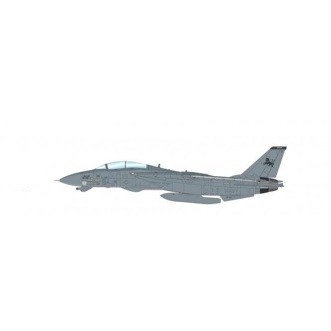 Hobby Master 1:72 F-14D Tomcat 164394, Lt Cdr Meagan V. Flannigan , VF-213, USS Theodore Roosevelt, Persian Gulf 2006