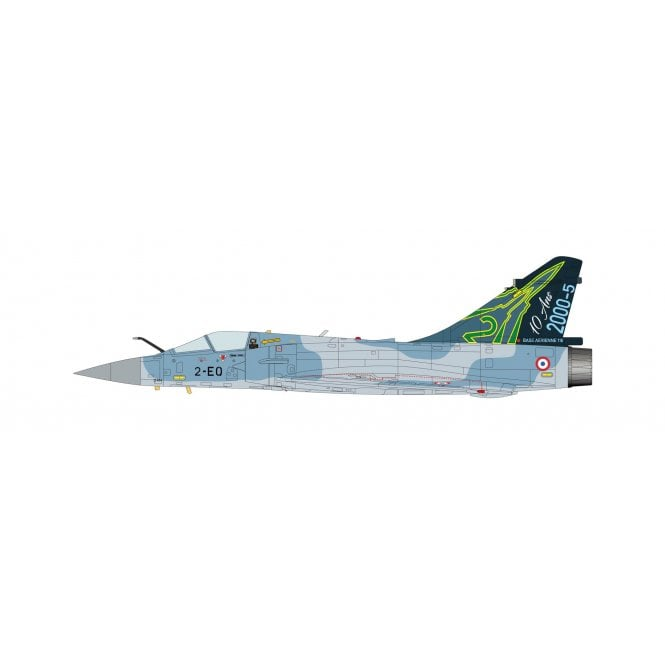 """Hobby Master 1:72 Mirage 2000-5F """"10 Years of GC 1/2"""" 2-EQ, Groupe de Chasse 1/2 Cigognes, Sept 2019"""