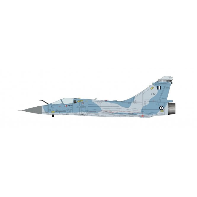 Hobby Master 1:72 Mirage 2000-5EG No.237, 332 Mira, Hellenic Air Force, 2018