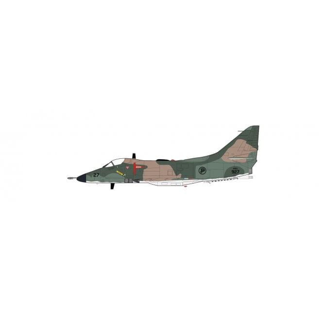 Hobby Master 1:72 A-4SU Super Skyhawk No.27, 150 Sqn, RSAF, Saint-Dizier - Robinson Air Base, June 2011