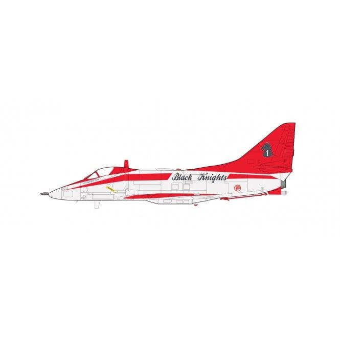 """Hobby Master 1:72 A-4SU Super Skyhawk """"Black Knights"""" Flight Lead, RSAF"""