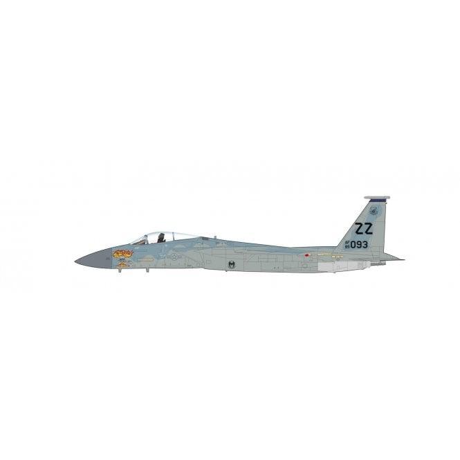 "Hobby Master 1:72 F-15C Eagle 85-0093 ""Chaos"", 44th FS Vampire Bats, CENTCOM AOR, Sept 2020"
