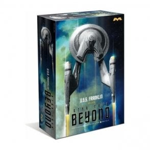 Moebius Models USS Franklin - Star Trek Beyond - 1:350 Scale Model Kit