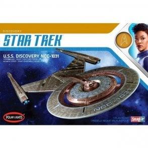 Polar Lights 1:2500 Star Trek USS Discovery Model Kit