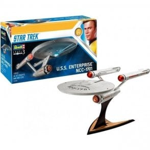 Revell 1:600 Star Trek U.S.S. Enterprise NCC-1701 (TOS) Model Kit