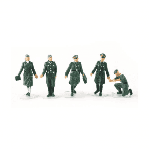 Precision Model Art 1:72 German Officers Figure Set A