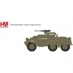 Hobby Master 1:72 M20 Armored Utility Car 807th Tank Destroyer Bttn., B Co. 1st Platoon, Germany 1945