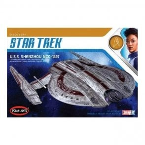 Polar Lights 1:2500 Star Trek U.S.S Shenzhou - SNAP KIT