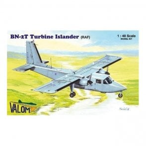 Valom 1:48 Britten-Norman BN-2T Turbine Islander (RAF) Aircraft Model Kit