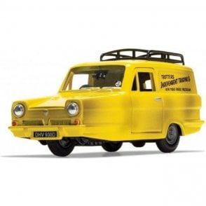 Corgi 1:36 Only Fools and Horses - Del Boy's Reliant Regal Model Car