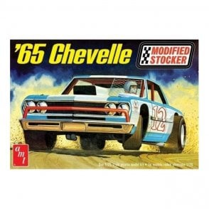 AMT 1:25 1965 Chevelle Modified Stocker Model Kit