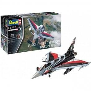 Revell 1:48 Eurofighter Typhoon 'Baron Spirit' Aircraft Model Kit