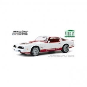 Greenlight 1:18 Artisan Collection - 1978 Pontiac Firebird Macho Trans Am No.11 OF 204 By Mecham Design Diecast Car