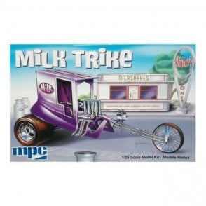 MPC 1:25 Milk Trike - Trick Trikes Series Model Kit