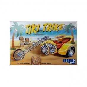 MPC 1:25 Tiki Trike - Trick Trikes Serie Model Kit