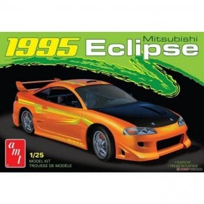 AMT 1:25 1995 Mitsubishi Eclipse Model Kit