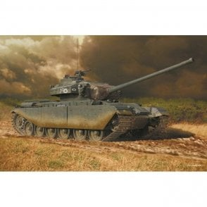 Amusing Hobby 1:35 British Centurion Mk 5 Tank Military Model Kit