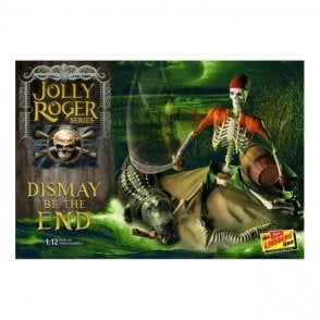 Linberg 1:12 Jolly Roger Series: Dismay Be The End Figure Kit