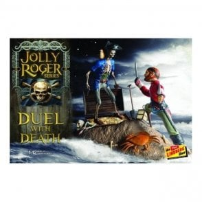 Linberg 1:12 Jolly Roger Series: Duel with Death Figure Kit