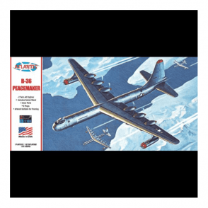 Atlantis Models 1:184 B-36 Peacemaker with Swivel Stand Model Kit