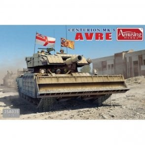 Amusing Hobby 1:35 Centurion Mk.5 AVRE Military Model Kit