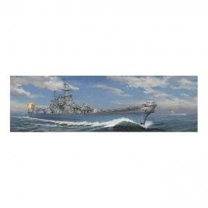 Very Fire 1:350 USS Louisiana US Navy Battleship Model Ship Kit