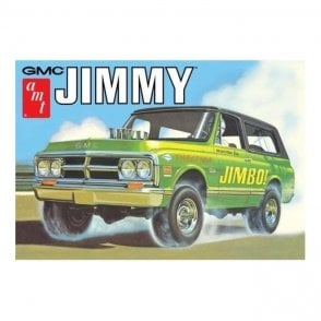 AMT 1:25 1972 GMC Jimmy Model Kit