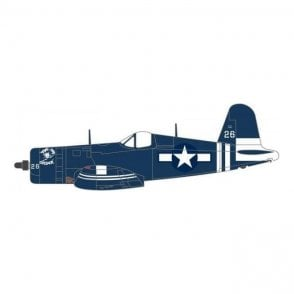 Oxford Diecast 1:72 Vought F4U-1D Corsair USMC VMF-512 USS Gilbert Islands 1945 Model Plane