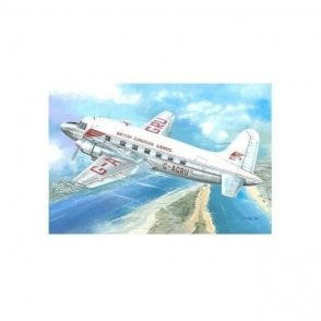 Valom 1:72 Vickers Viking 1A (BEA, EAS) Aircraft Model Kit