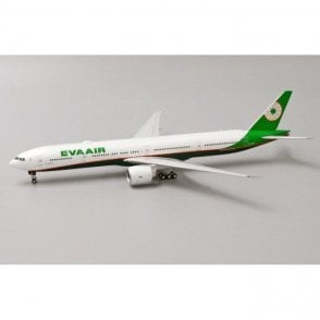 JC Wings 1:400 Boeing 777-300ER EVA Air - Reg B-16740 (With Antenna)