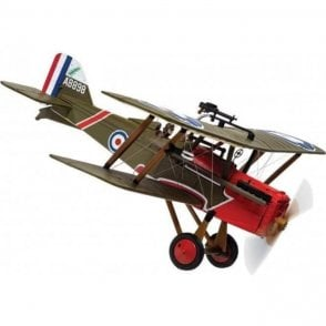 Corgi 1:48 SE5a Captain Albert Ball VC, No.56 Squadron Royal Flying Corps, Vert Galant Aerodrome, Amiens, France, 5th May 1917