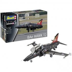 Revell 1:32 BAe Hawk T2 (Inc Photoetch Parts) Aircraft Model Kit