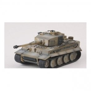 Precision Model Art 1:72 Tiger I Mid 111 S.PZ.ABT.501 Eastern Front Model Tank